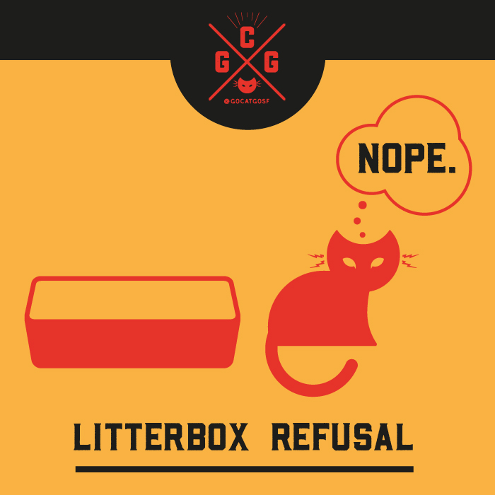 Litterbox Refusal