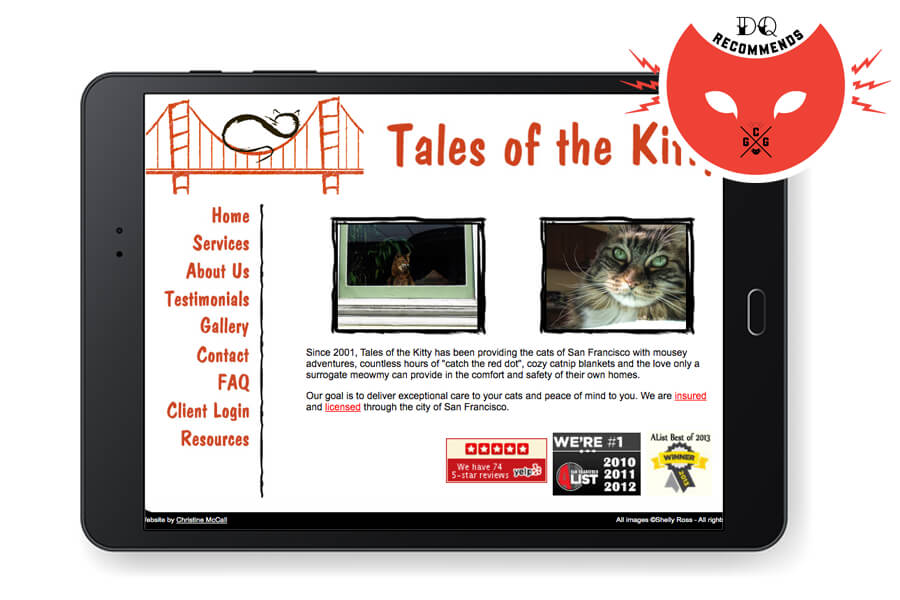 Tales of the Kitty